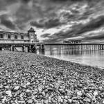 """Penarth Pier"" by StevePurnell"
