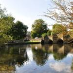 """Bakewell Bridge and The River Wye (20661-RDB)"" by rodjohnson"
