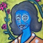 """sugar skull mom"" by justinmyers"