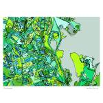 """""""Dorchester Green"""" by carlandcartography"""