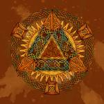 """Celtic Pyramid Mandala"" by foxvox"