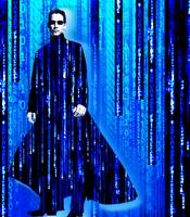 Matrix Neo Keanu Reeves 2