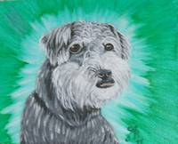 dog portrait (private sale)