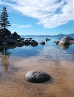 Sand Harbor Reflections