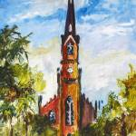 """Charleston South Carolina Lutheran Church St Matth"" by GinetteCallaway"