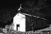 Church at Canyoncito, NM