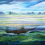 """Ha Long Bay"" by ClydeYoshida"