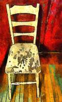 The Cream-Colored Chair