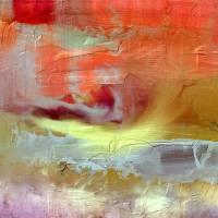 Orange Melba Art Prints & Posters by Davina Nicholas