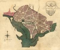 Vintage Map of Washington D.C. (1793)