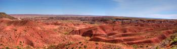 Painted Desert Tiponi Point Panorama (A1 50-52)