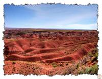 Painted Desert-Tiponi Point  (A1 7850)