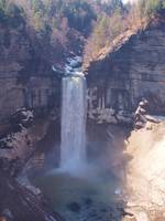 Taughannock Falls in the Finger Lakes (Dynamic Eff