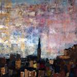 """Edinburgh Skyline 1"" by zurika"
