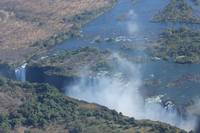 Upper Zambezi River and Victoria Falls