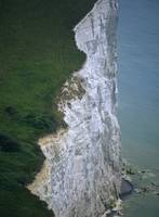 White Cliffs Of Dover, High Angle View