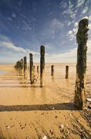 Low Tide, Humberside, England