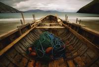 Traditional Currach, Achill Island, County Mayo, I