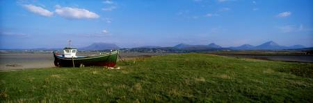 Trawler At Magheraroarty, County Donegal, Ireland