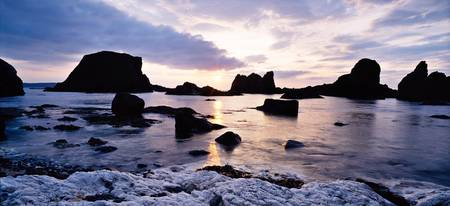 Whitepark Bay, Ballintoy, County Antrim Ireland