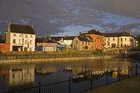 John's Quay and River Nore, Kilkenny City, County