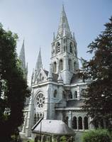 Saint Finbarre's Cathedral, Cork City, County Cor