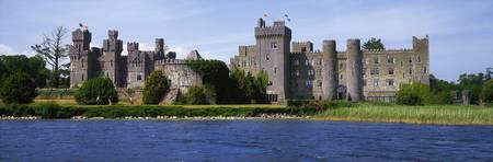Ashford Castle near Lough Corrib, County Galway, I