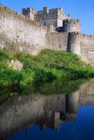 Cahir Castle, River Suir, County Tipperary, Irelan