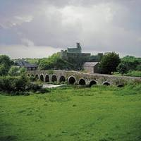 Glanworth Bridge, Funshion River, County Cork, Ire
