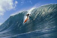 Hawaii, Oahu, North Shore, Action Shot, Dropping D