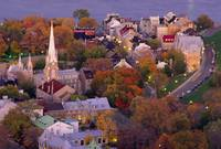 View Of Chalmers-Wesley Church In Vieux-Quebec, Qu