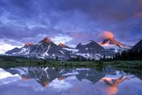 Mt Assiniboine Provincial Park, British Columbia,