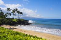 Hawaii, Maui, Wailea, Beautiful Ulua Beach