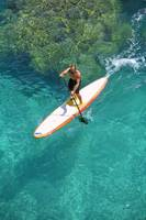 Hawaii, Maui, Olowalu, Stand Up Paddling