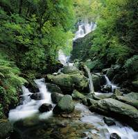 Torc Waterfall, Killarney, County Kerry, Ireland