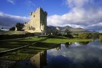 Ross Castle, Killarney, Co Kerry, Ireland