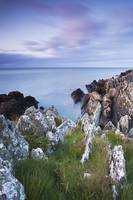 Seascape From Coast Of Clogherhead, County Louth,