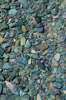 Mararoa River Rocks, Colorful Pebbles