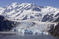 Surprise Glacier in Harriman Fjord, Prince William