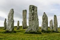 Callanish Standing Stones Isle Of Lewis, Scotland