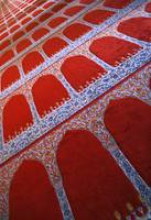 Prayer Rug At A Mosque