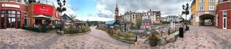 360 View Panorama, Mont-Tremblant, Quebec