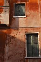 Decayed Facade Of A Building Venice, Veneto, Ital