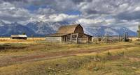 Mormon Row Historic District, Grand Teton National