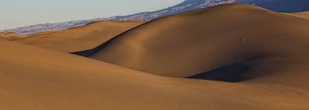 Mesquite Sand Dunes, Death Valley National Park, C