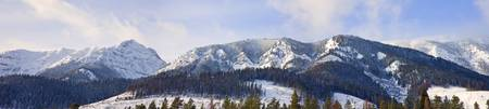 High Alpine Basin, Elk Valley, British Columbia, C