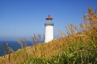 North Head Lighthouse Ilwaco, Washington, USA