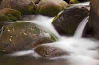 Hawaii, Maui, Iao River Valley, Water In Motion Ov