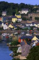 Kinsale, County Cork, Ireland, Boats And Buildings