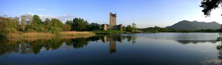 Lough Leane, Ross Castle, Killarney National Park,
